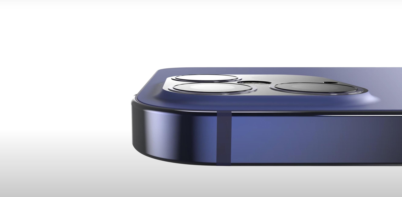 iPhone 12 Pro Max design renderização