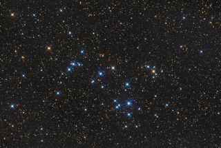NGC 6633 Open Star Cluster