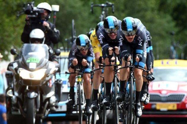 Chris Froome retains Tour de France lead as BMC win team time trial ... 72e5a39cb
