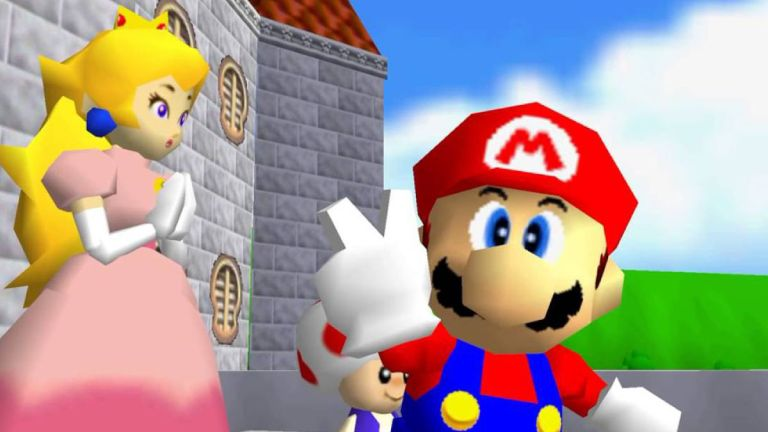 Most innovative games Super Mario 64