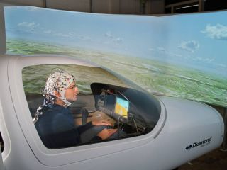 Researchers demonstrated that mind-controlled flight is possible.