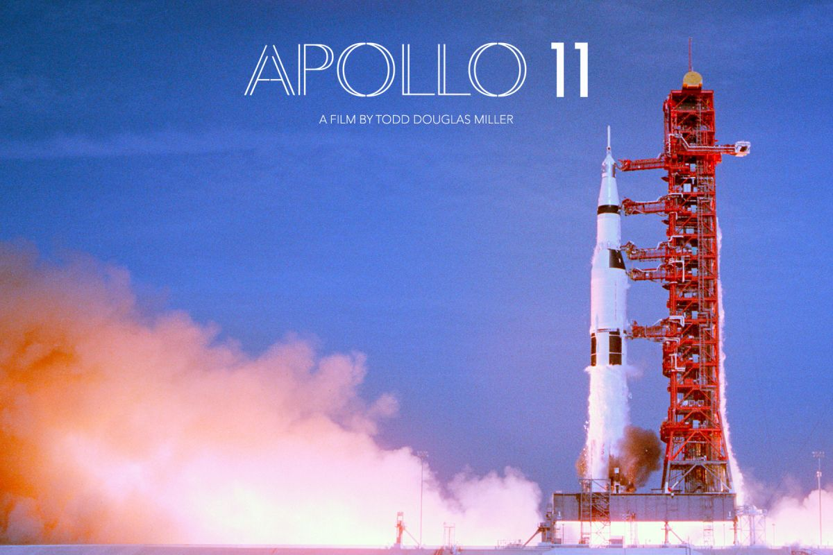With Vintage Awe Inspiring Footage Apollo 11 Will Take
