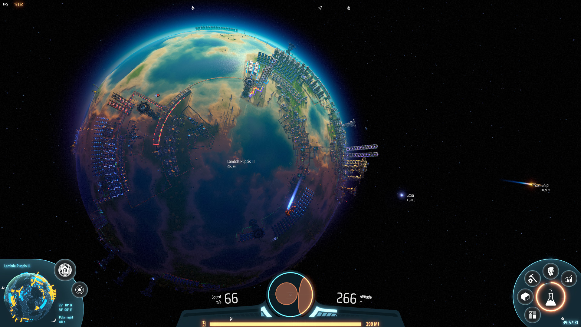 Mods, combat and more are coming to Dyson Sphere Program's stellar factories