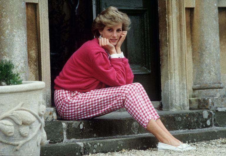 Princess Diana, Althorp House