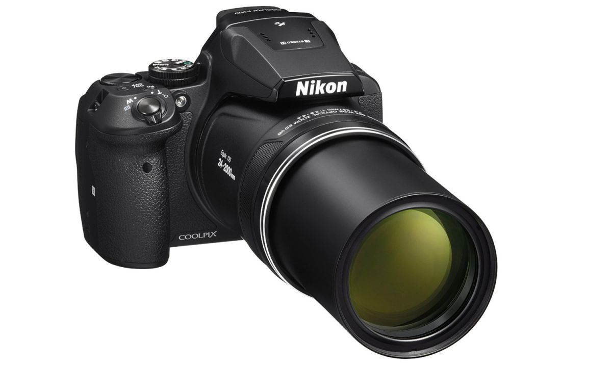 Nikon Coolpix P900 Review: Extreme Close-Up! | Tom's Guide