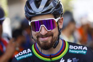 Bora-Hansgrohe's Peter Sagan at the 2020 Vuelta a San Juan in Argentina