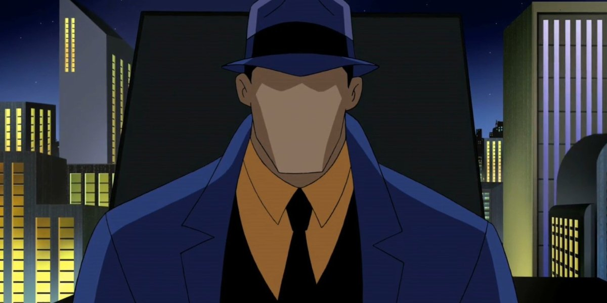 The Question on Justice League Unlimited