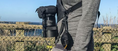Cotton Carrier Skout camera harness review | Digital Camera World