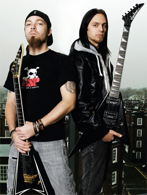 Bullet For My Valentine Discuss Their New Cd Fever Guitarworld