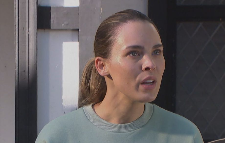 Liberty Savage in Hollyoaks