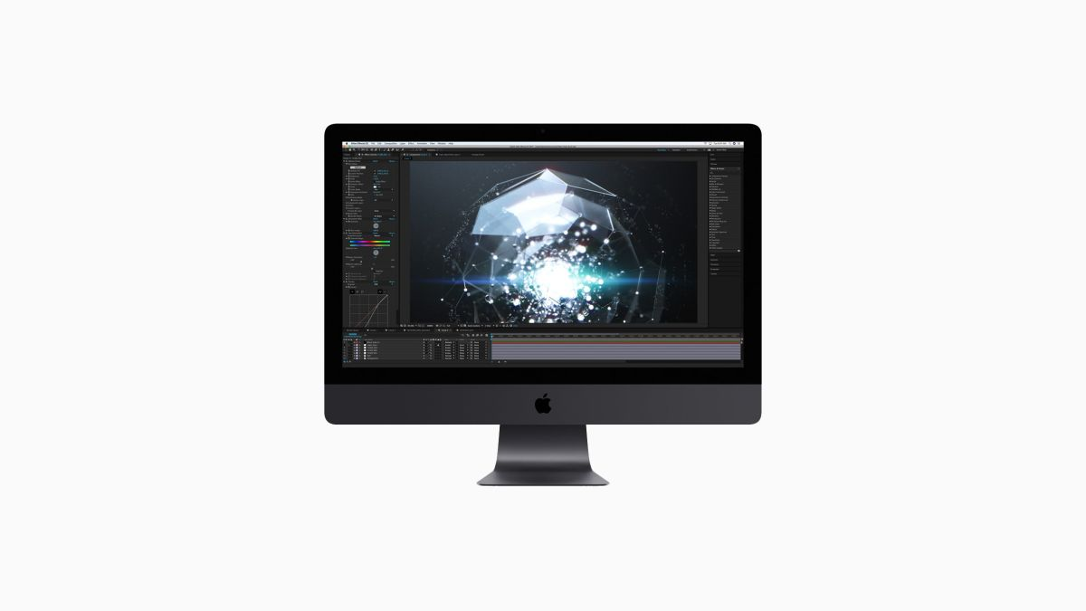 iMac Pro review | Creative Bloq