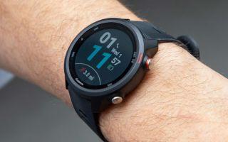 Best Garmin watch: Garmin Forerunner 245