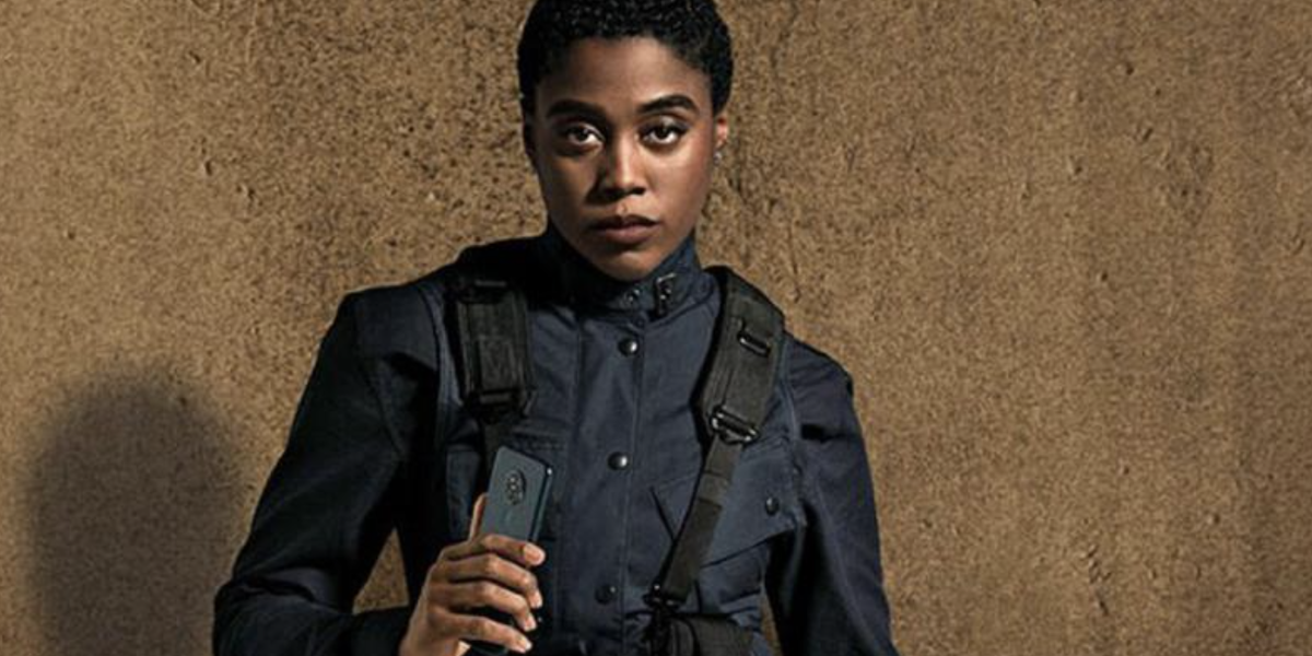 Lashana's No Time to Die Poster