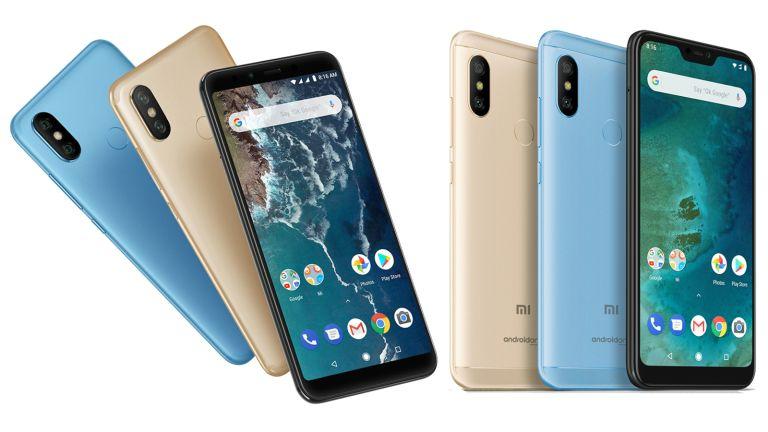 Xiaomi Mi A2 and A2 Lite