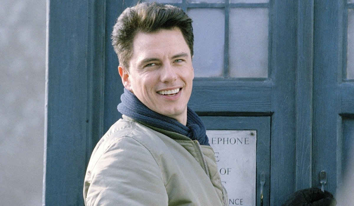 Captain Jack Harkness Doctor Who BBC America