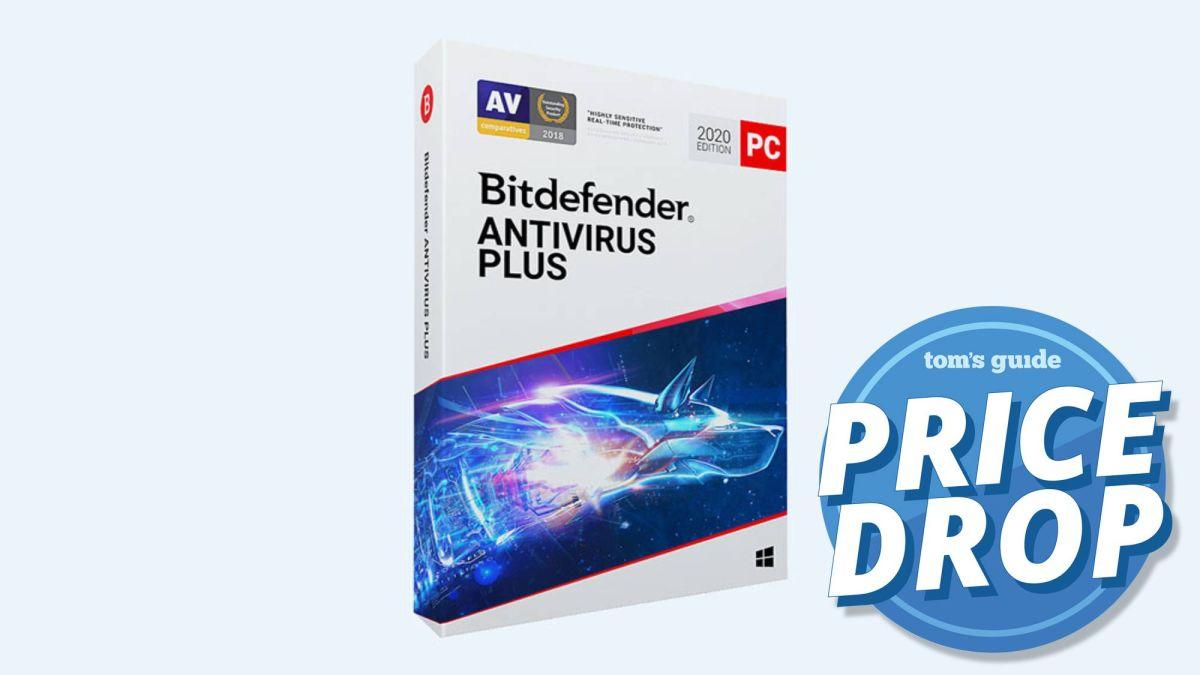 Bitdefender deal takes 50% off our favorite antivirus software