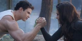 How The Twilight Sets Changed From Movie To Movie, According To Kellan Lutz