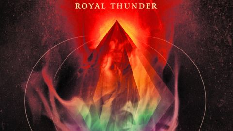 Cover art for Royal Thunder - Wick album