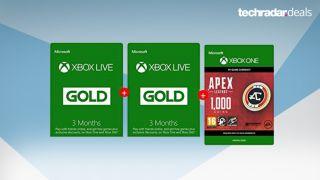 cheap xbox live gold deals