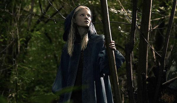 netflix's the witcher freya allan as ciri