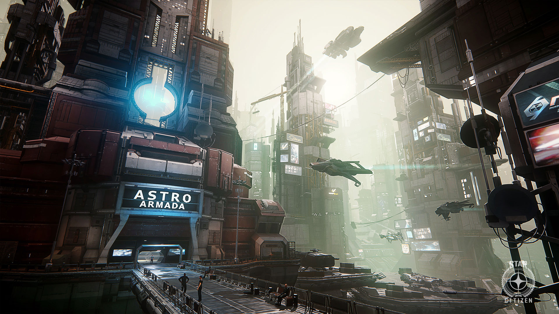 Star Citizen alpha 3.0 out now for testing