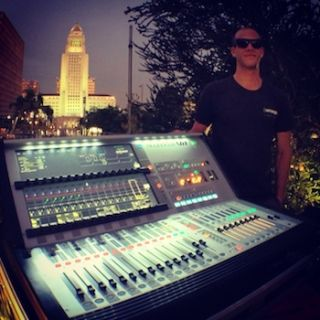 HARMAN's Soundcraft Vi1 Digital Console Can Mix Sound Anywhere in Grand Park
