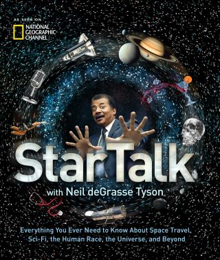 Cover of StarTalk with Neil deGrasse Tyson, released on Sept. 13, 2016.