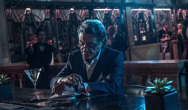 Ian McShane as Winston in John Wick: Chapter 3 - Parabellum