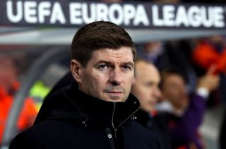 Rangers v Sporting Braga – UEFA Europa League – Round of 32 – First Leg – Ibrox Stadium