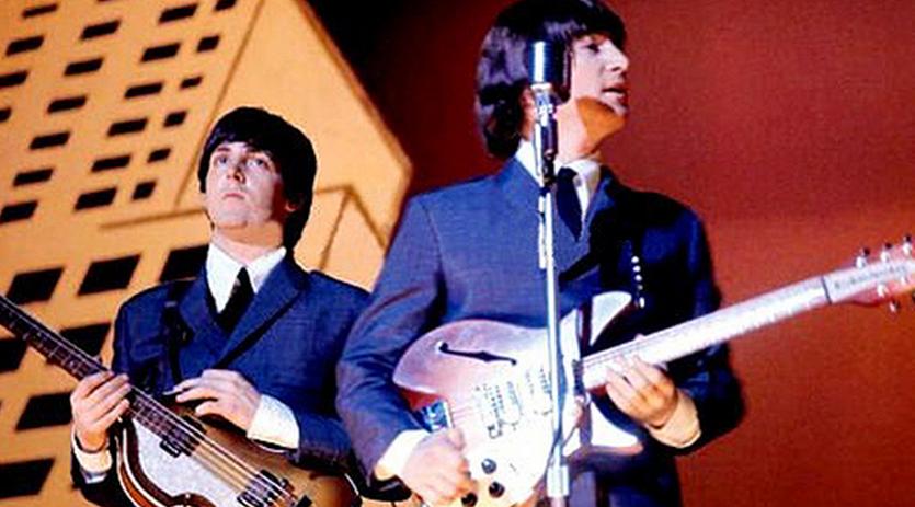 John Lennon Rickenbacker Valued at $800,000 Auctioned Off by Ringo