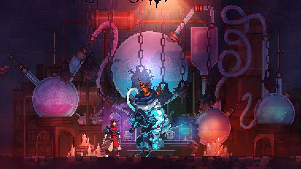 Dead Cells leaves Early Access on August 7, so let's have a look at the new trailer