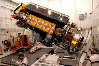 Back from the Brink: Broken Satellite Fixed and Ready to Fly