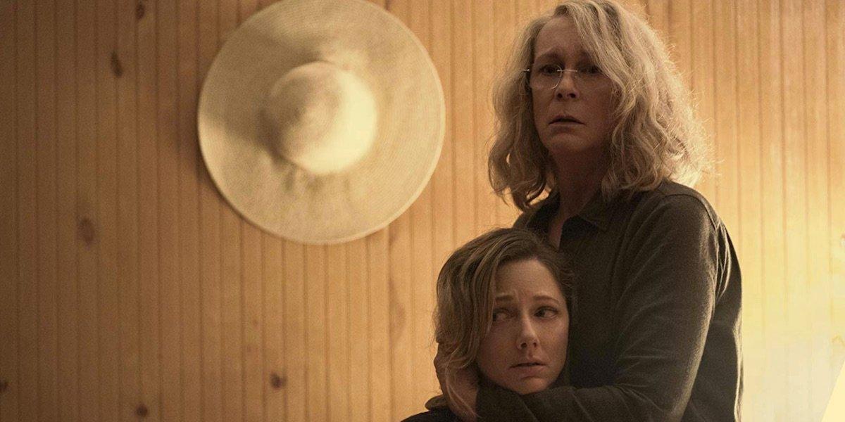 Laurie and Karen in Halloween