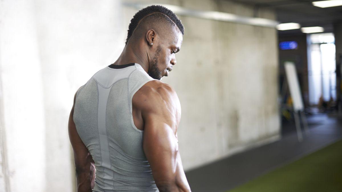 Get bigger shoulders, get bigger arms. ONE golden rule, ONE great shoulder  workout from a top PT   T3