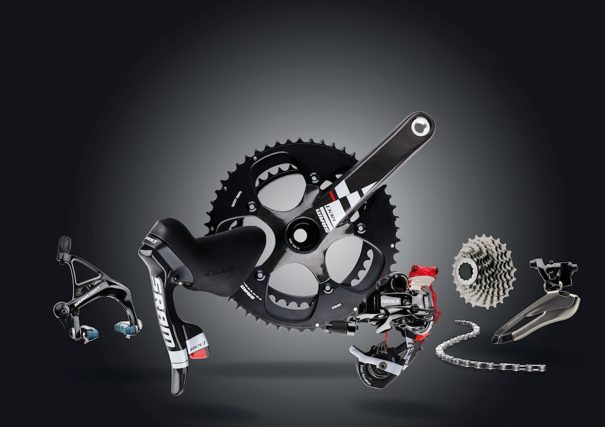 sram, red, black, sram, groupset