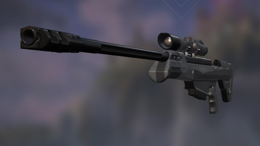 Valorant's Operator sniper rifle has been nerfed