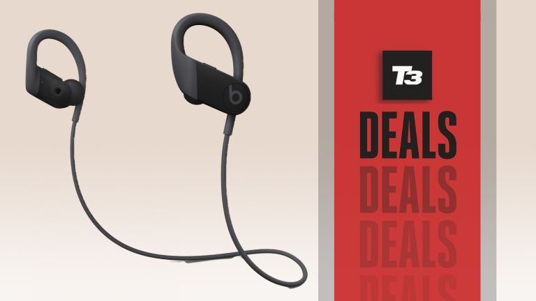 cheap beats running headphones deal