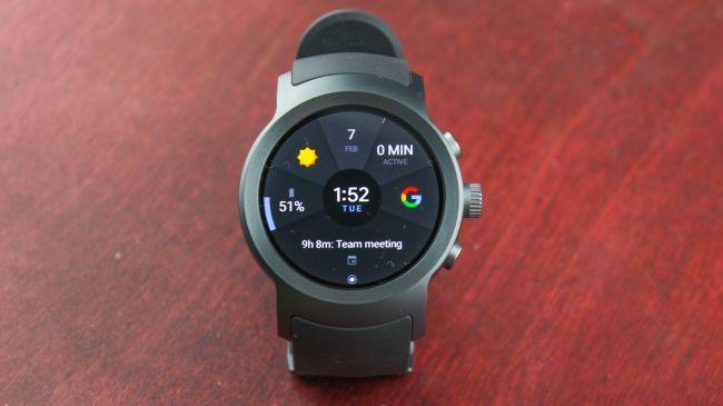 LG Watch W7 smartwatch will allegedly launch alongside the LG V40
