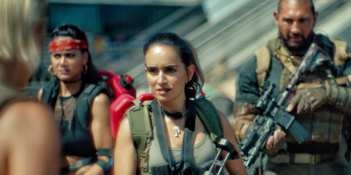 Ana De La Reguera in Army of the Dead