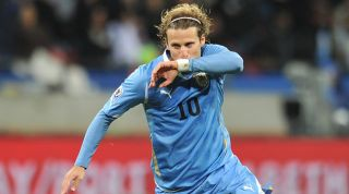 Diego Forlan 2010