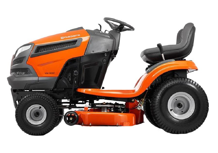 Husqvarna YTH18542 Review - Pros, Cons and Verdict | Top Ten Reviews