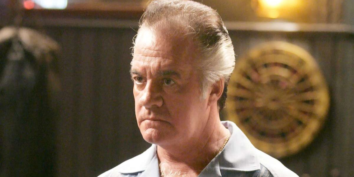 Peter in The Sopranos.