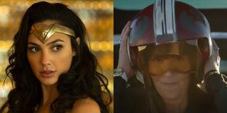 Wonder Woman and Patty Jenkins