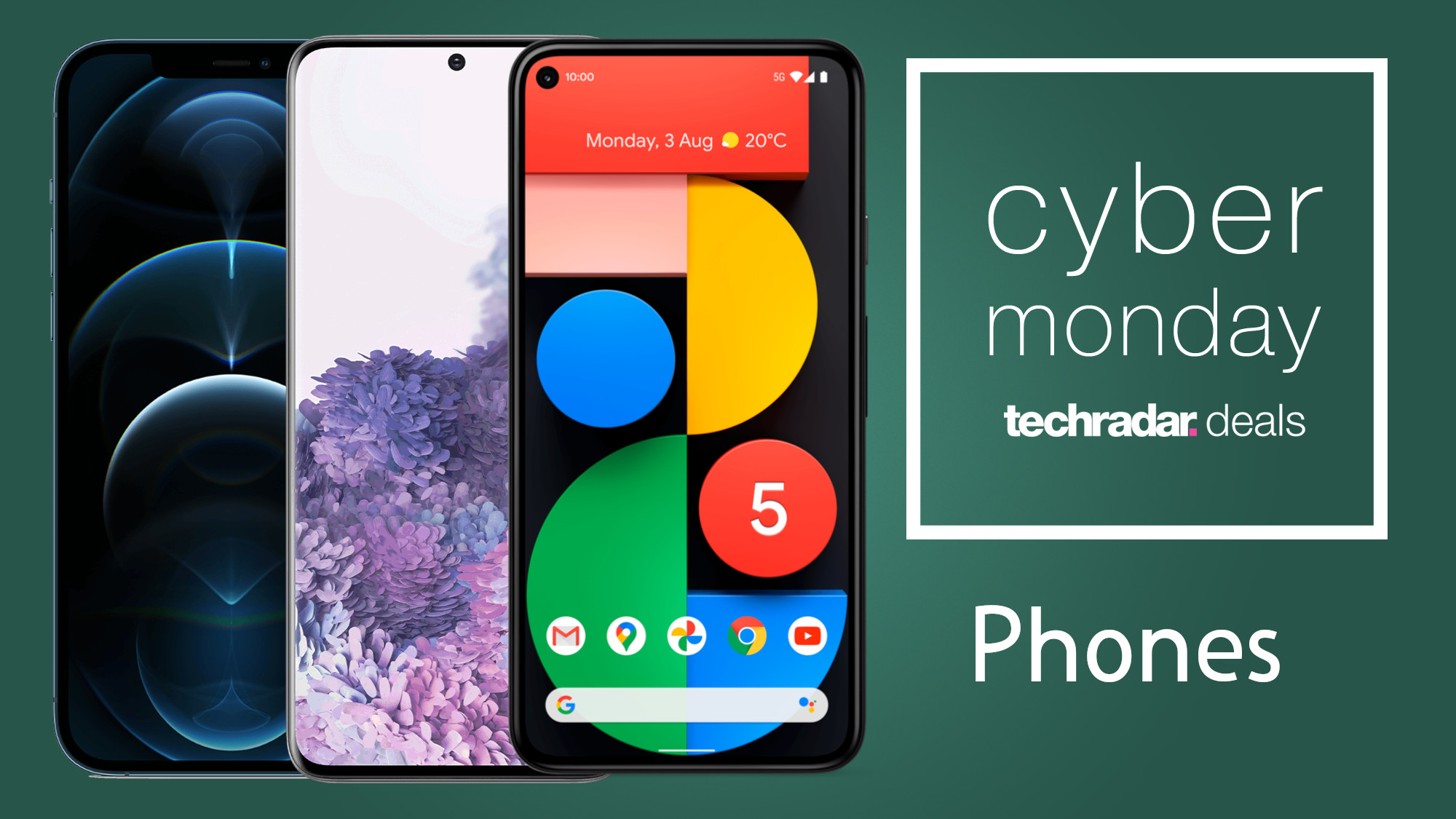 Cyber Monday Phone Deals 2020 These Offers Are Still Available Techradar