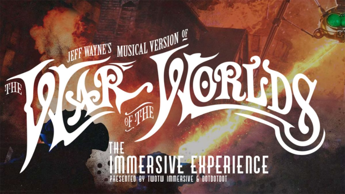 The War Of The Worlds Immersive Experience set to open in London