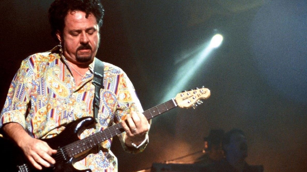 Watch Steve Lukather Shred The Beatles