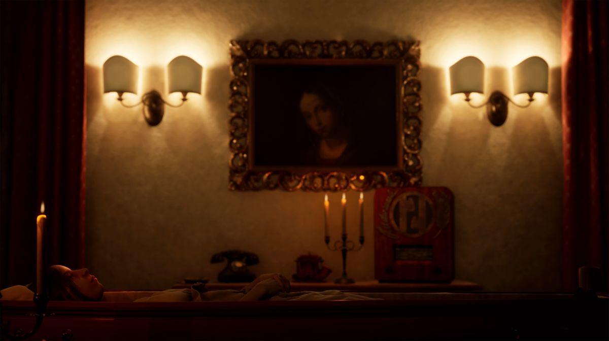 Next-gen horror game Martha is Dead is coming to PS5 - Gamesradar