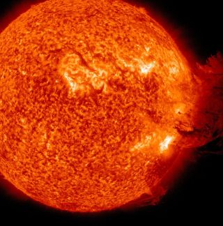 coronal mass ejection