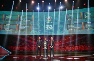 Euro 2020 wall chart 2021 fixtures, schedule