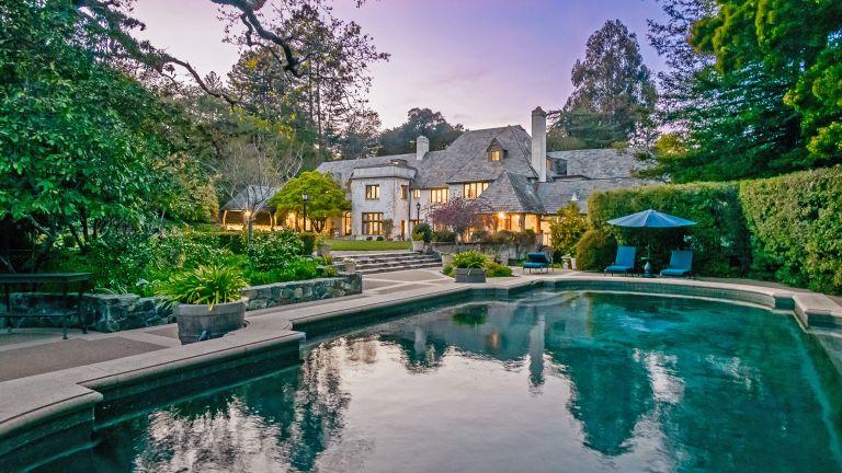 Bing Crosby's house in California
